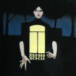 """""""Fenêtre"""" — 89 x 116"""