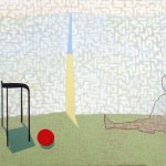 """Tente"" — 100 x 73"