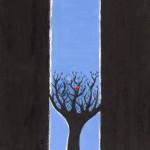 """""""Une Arbre"""" — 24 x 34"""